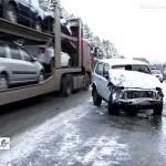 Авария в Серменево