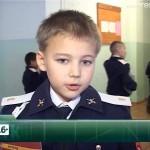 Белорецкие кадеты побывали в воинской части спецназа МВД Башкирии