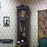 Часы в краеведческом музее