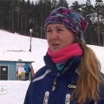 Чемпионат РБ по горным лыжам