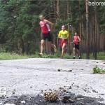 Чемпионат республики по летнему биатлону среди сотрудников МВД