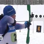 Чемпионат России по ачери-биатлону