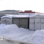 Демонтаж бесхозных киосков и гаражей