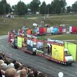 День города на стадионе «Металлург»