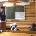 День знаний в бердагуловской школе