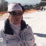 Детские соревнования по горнолыжному спорту «Веснушки»