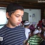 Детский лагерь при мечети