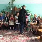 Детям приюта – подарки к 1 сентября