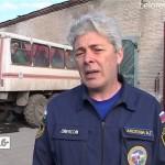 Дежурство спасателей на 9 мая