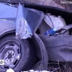 ДТП на трассе Белорецк - Верхний Авзян