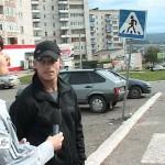 Два пешеходных перехода на Крупской