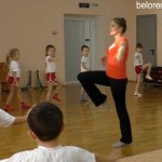 Елена Бетина — лучший «Инструктор по физическому воспитанию»