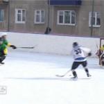 Финал игр по хоккею на первенство района