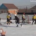 Финал муниципального первенства по хоккею