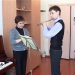 Флейта в музыкальной школе