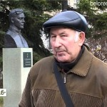 Геннадий Серебренников на праздновании 70-летия Курской битвы