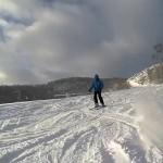 Горные лыжи в Абзаково