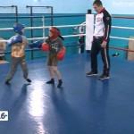 Городской турнир по боксу