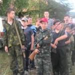Идет набор в казачий кадетский корпус