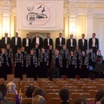К вам, павшие. Народный хор, Белорецк, Нижний Новгород, 1 марта 2015г