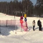 Хорошая горнолыжка в России ГЛЦ Мраткино г. Белорецк Башкортостан