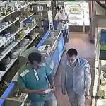 Кража в магазине «Телеспутник»