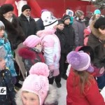 """Крещенский сочельник у ТЦ """"8 Марта"""""""