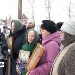 Крестный ход в Ломовке