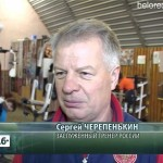 Ксения Максимова победила на первенстве Европы