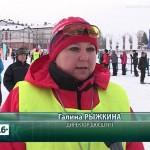 Лыжня румяных» в Белорецке