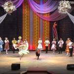 Образцовому танцевальному коллективу «Забава» — 20 лет