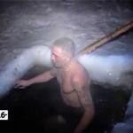 Обрядовые купания на Крещение Господне