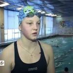 Очередная «звездочка» белорецкой секции плавания