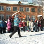 Олимпийские игры в башкирском детском саду