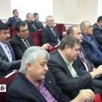 Организационное заседание совета района