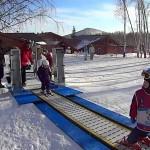 Отчет о поездке Оренбург Банное 31-1февраля 2015