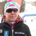 Открытие соревнований горнолыжников на «Приз памяти Р. Шайхлисламова»