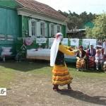 Открытие телевизионного семейно-фольклорного фестиваля «Нить поколений»