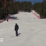 Открытое первенство РБ по горнолыжному спорту