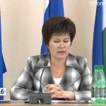 Первая сессия городского Совета депутатов
