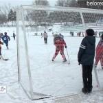 Первенство по русскому хоккею