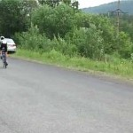 Первенство России по велогонкам.