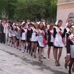 «Последние звонки» в школах