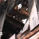 Пожар на ул. Блюхера, 91