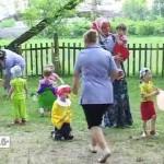 Праздник детства в Доме ребенка
