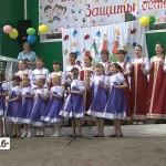 Праздник детства в Ломовке