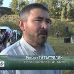 Праздник Катайской молодежи в Бердагулово