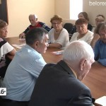 Президиум Совета ветеранов