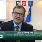 Прием граждан Евгением Мавриным