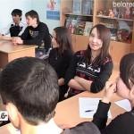 Профориентация детей в с. Серменево